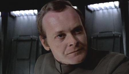 Admiral Motti - Richard LeParmentier