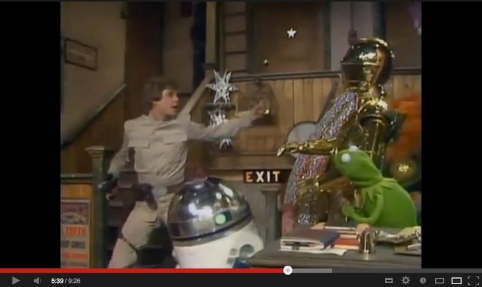 Muppet Show - Stars of Star Wars