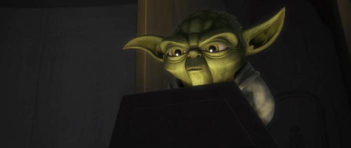 S5 E20 - The Wrong Jedi