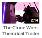 Clone Wars 2008 Trailer