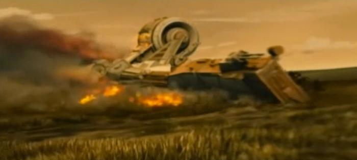 S1 E13 - Jedi Crash