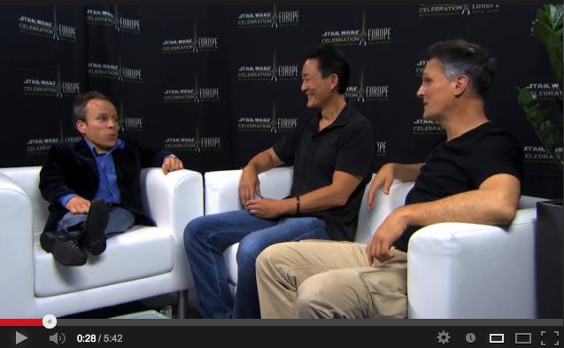 Doug Chiang & Ian McCaig