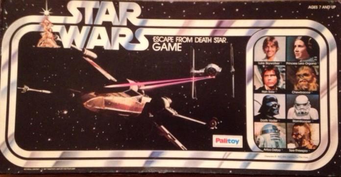 Escape From Death Star kartongen