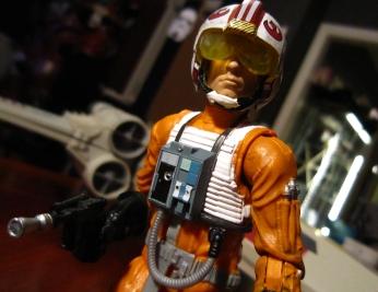 Luke med pistol