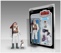 "12"" Kenner Hoth Luke Skywalker"