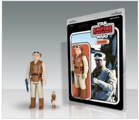 "12"" Kenner Hoth Rebel Soldier"