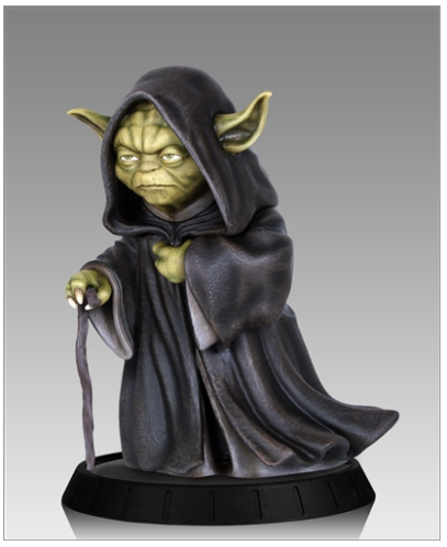Yoda - Illum Staty