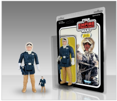 """12 """" Kenner Hoth - Han Solo"""