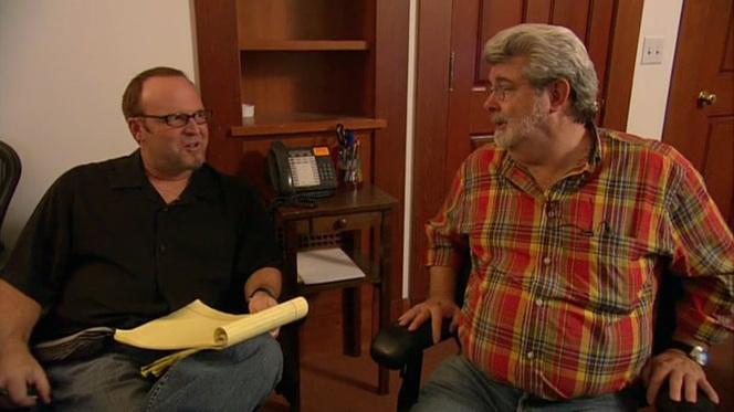 Kevin Kiner & George Lucas