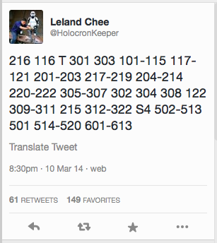 Leeland Chee tweet