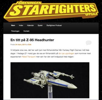 Starfighters.se