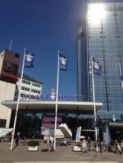 Svenska Mässan - Sci-Fi Mässan Göteborg 2014