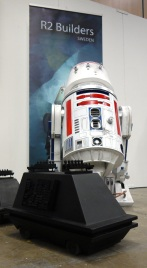 R2 Builders - Sci-Fi Mässan Göteborg 2014