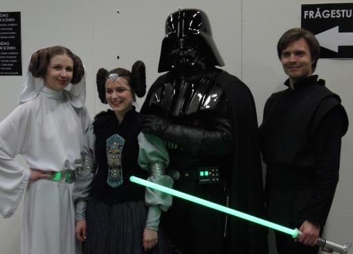 The Skywalkers - Sci-Fi Mässan Göteborg 2014