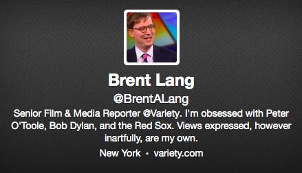 Brent Lang Variety
