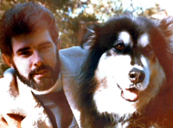 George Lucas & Indiana