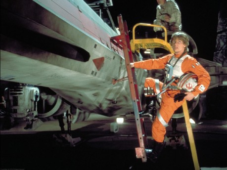 Red 5 - Luke Skywalker