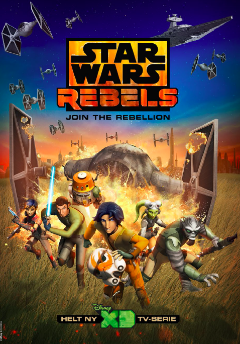 Star Wars Rebels - Galapremiär