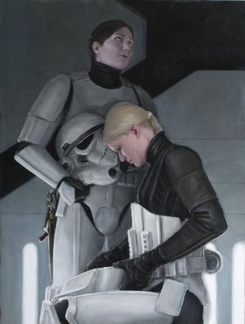 Female Troopers av Drew Baker ur boken The Essential Guide to Warfare