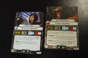 Howlrunner och Luke Skywalker