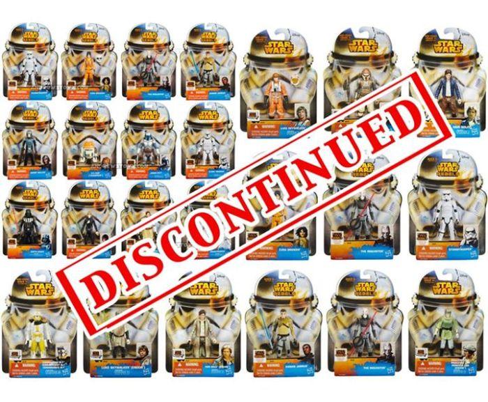 saga legends discontinued
