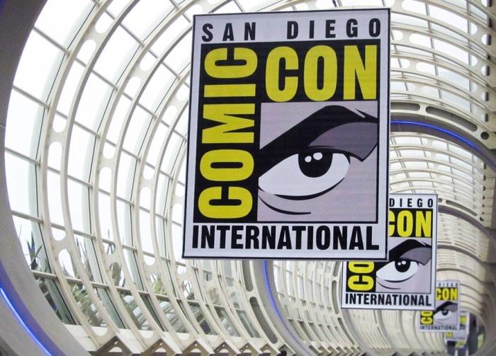 Sand Diego Comic Con