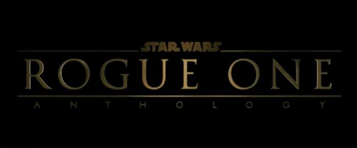 Rogue One Antologi