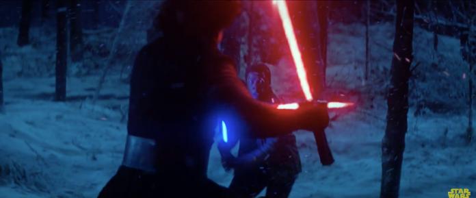 Kylo vs Finn